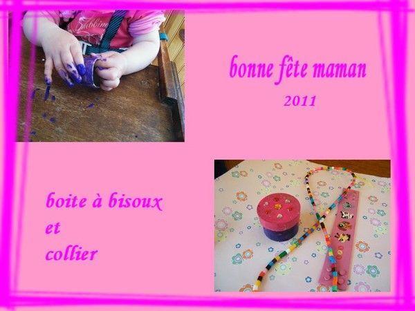 fête des mères 2011.