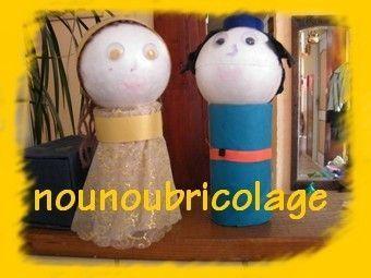 couple de poupée