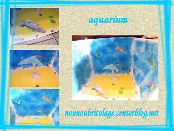 l'aquarium de maéva