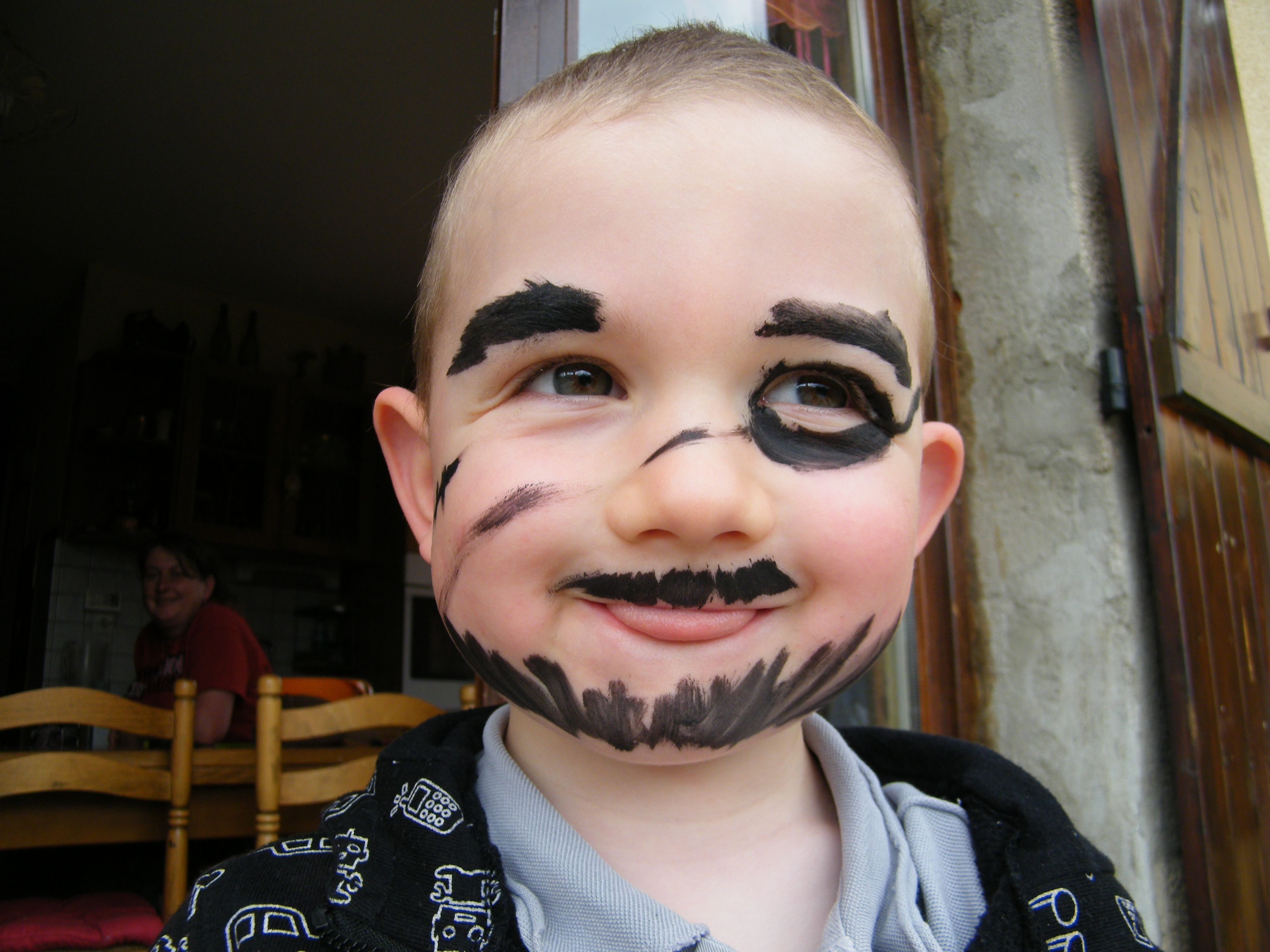 Maquillage pirate - Maquillage pirate fille ...