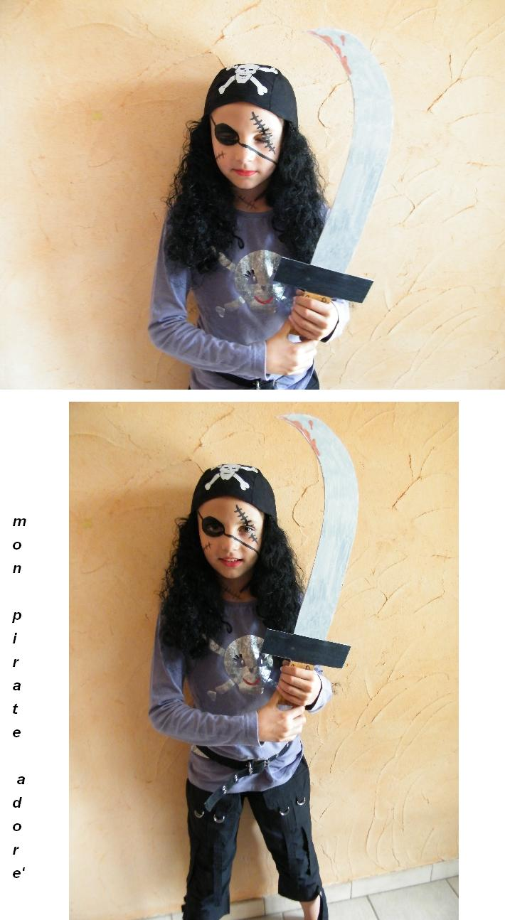 Maquillage page 5 - Maquillage pirate fille ...